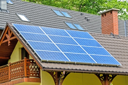 Solar panels make us energy resilient
