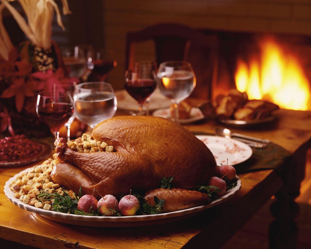 Organic turkey